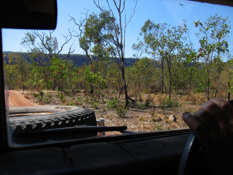 leaving Kakadu (2005)