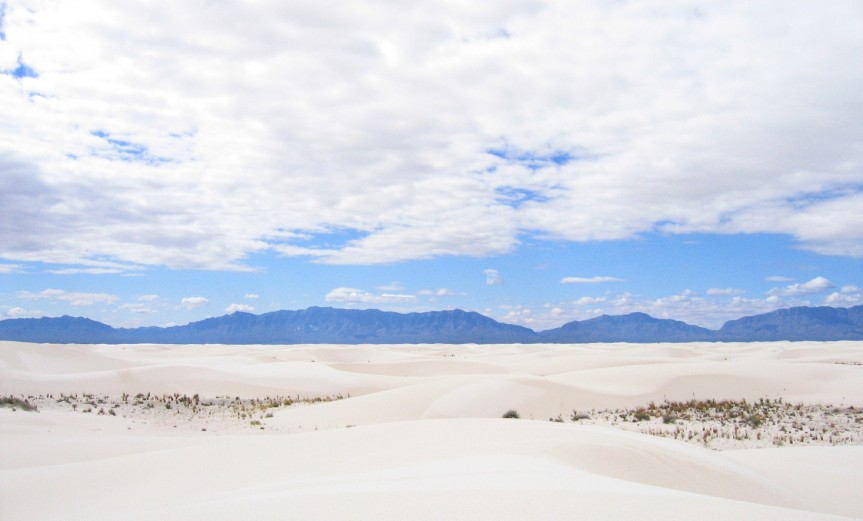 White Sands National Monument (2005)