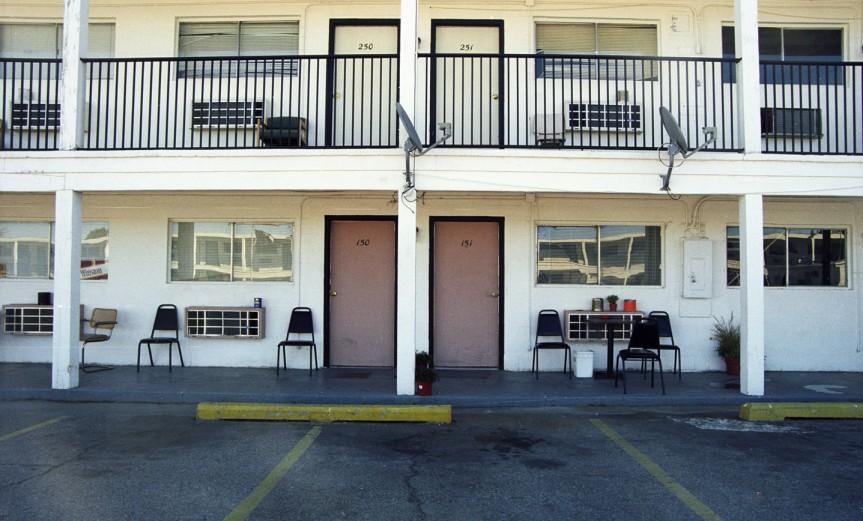 Motel, Route 66, Albuquerque (2005)