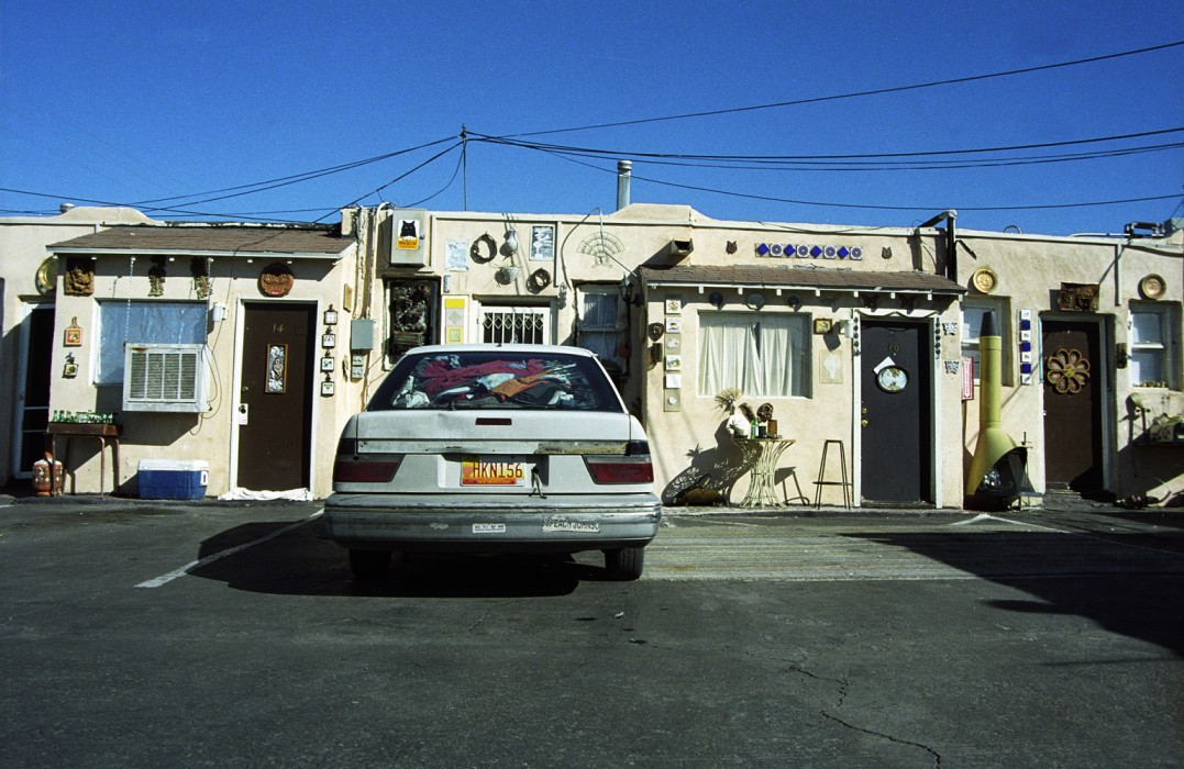 Motel, Route 66, Albuquerque (2005)