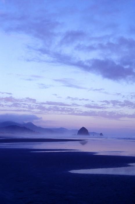 Cannon Beach, Oregon (2003)