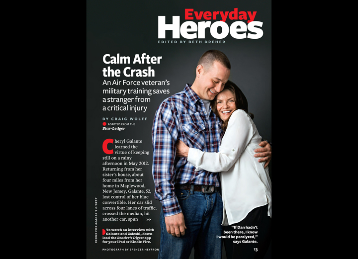 Everyday Heroes: Calm After the Crash