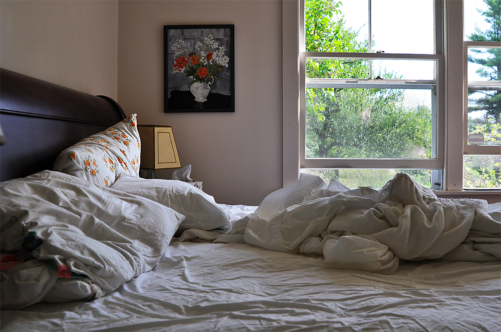Places I've Slept: New Hampshire