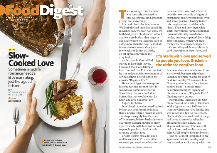 Digest Food: Slow-Cooked Love