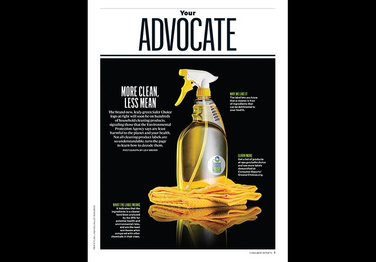 Your Advocate: More Clean, Less Mean
