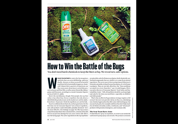 Battle of the Bugs/Must Knows About Sunscreens