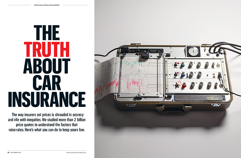 The Truth About Car Insurance
